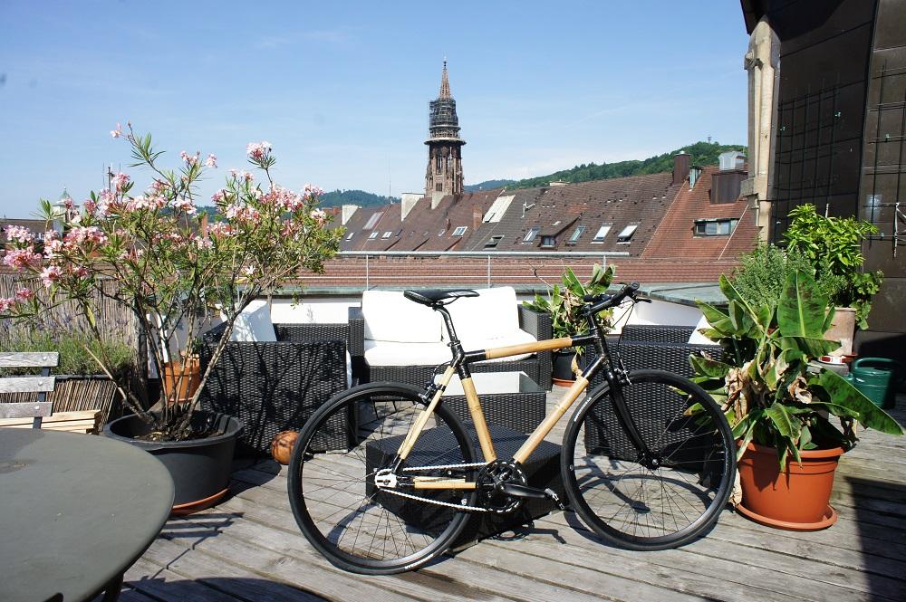 Bambus Fahrrad München